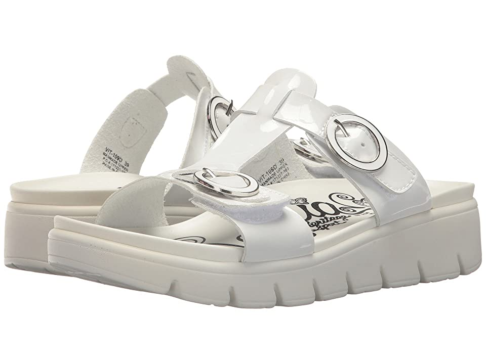 Alegria Vita (Duo White Patent) Women