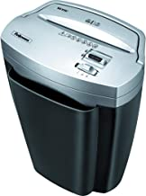Fellowes Powershred W11C, 11-Sheet Cross-cut Paper and Credit Card Shredder with Safety Lock (Renewed) photo