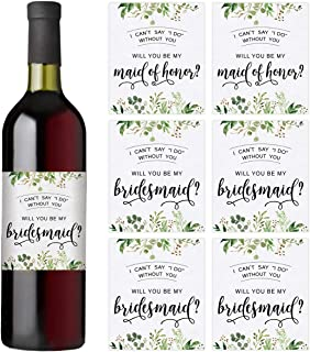 Best wine bottles without labels Reviews