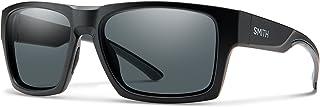 Smith Outlier XL 2 Carbonic Polarized Sunglasses, Matte Black