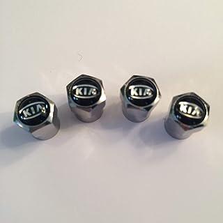 4x RDKS TPMS Reifendrucksensoren Metallventil für KIA Cadenza Picanto Sportage