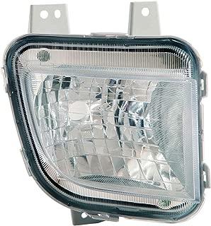 Depo 317-1633R-US Honda Ridgeline Passenger Side Driving Lamp