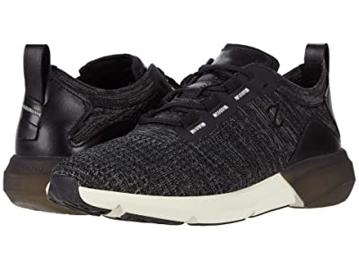 Cole Haan Zerogrand All-Day Stitchlite Runner (Black/Gunmetal Knit/Black Leather/Ivory/Black) Men
