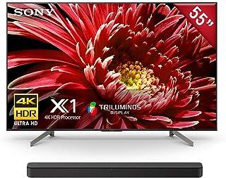 "TV Sony 55"" 4K UHD Smart Tv LED XBR-55X850G ( 2020 ) +Barra de sonido HT-S100F"