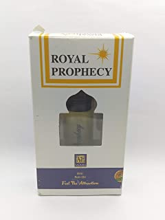 Al-Nuaim Royal Prophecy 8Ml Attar Perfume Oil Alcohol Free Natural
