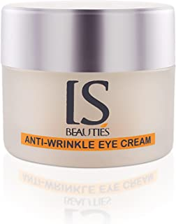 IS Beauties Eye Cream,Effective Anti Aging,Firming,Hydrating & Lifting for Delicate Skin with Diamond Powder,Treatment for Wrinkles & Fine Lines Surronding Eyes, keep Eyes Youthful and Fresh