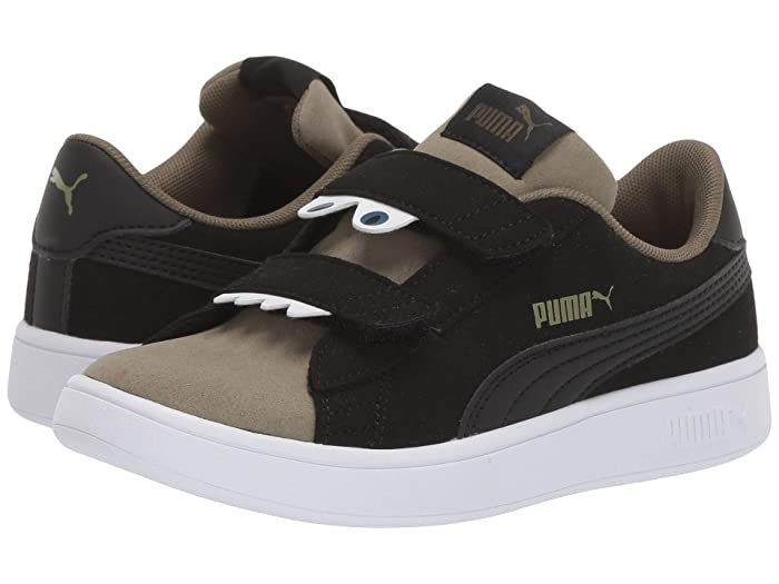 Puma Kids Smash V2 Monster Velcro (Little Kid)