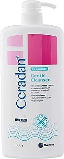 Ceradan Gentle Cleanser, 1 liters