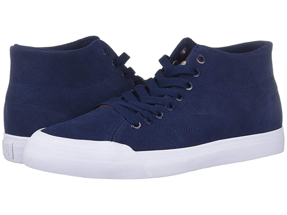 DC Evan Smith HI ZERO (Navy/Dark Chocolate) Men