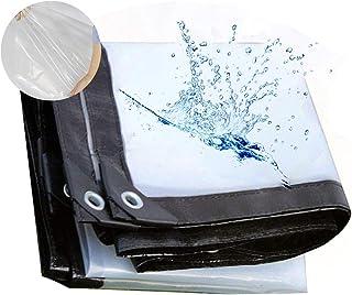 SACYSAC Engrosada a Prueba de Lluvia de Tela Impermeable Tela Impermeable, al Aire Libre Parasol Lluvia Tela Impermeable, ...