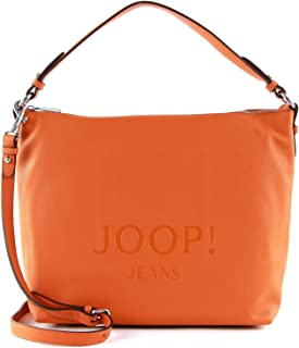 Joop! lettera dalia Hobo lhz Farbe orange Henkeltasche Kunstleder,Orange,