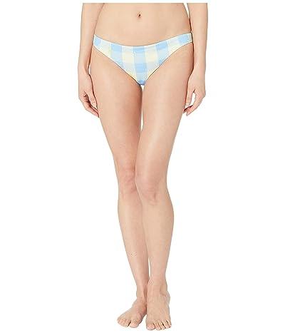 Polo Ralph Lauren Buffalo Plaid Devin Hipster Bottoms (Blue) Women