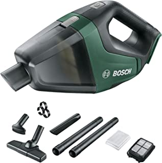 Bosch Home and Garden UniversalVac 18 - Aspirador a bater?a Universal, sistema de 18?V