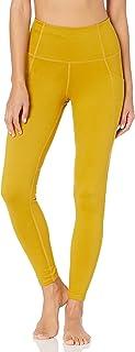 Core 10 Leggings de Yoga para Mujer (XS-3X) de Cintura Alta con Bolsillos Laterales, Comodidad Todo el día, 68,5 cm
