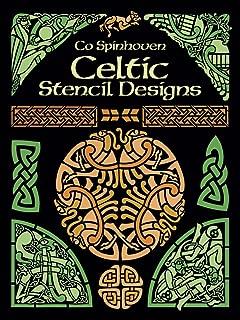 Celtic Stencil Designs (Dover Pictorial Archive)