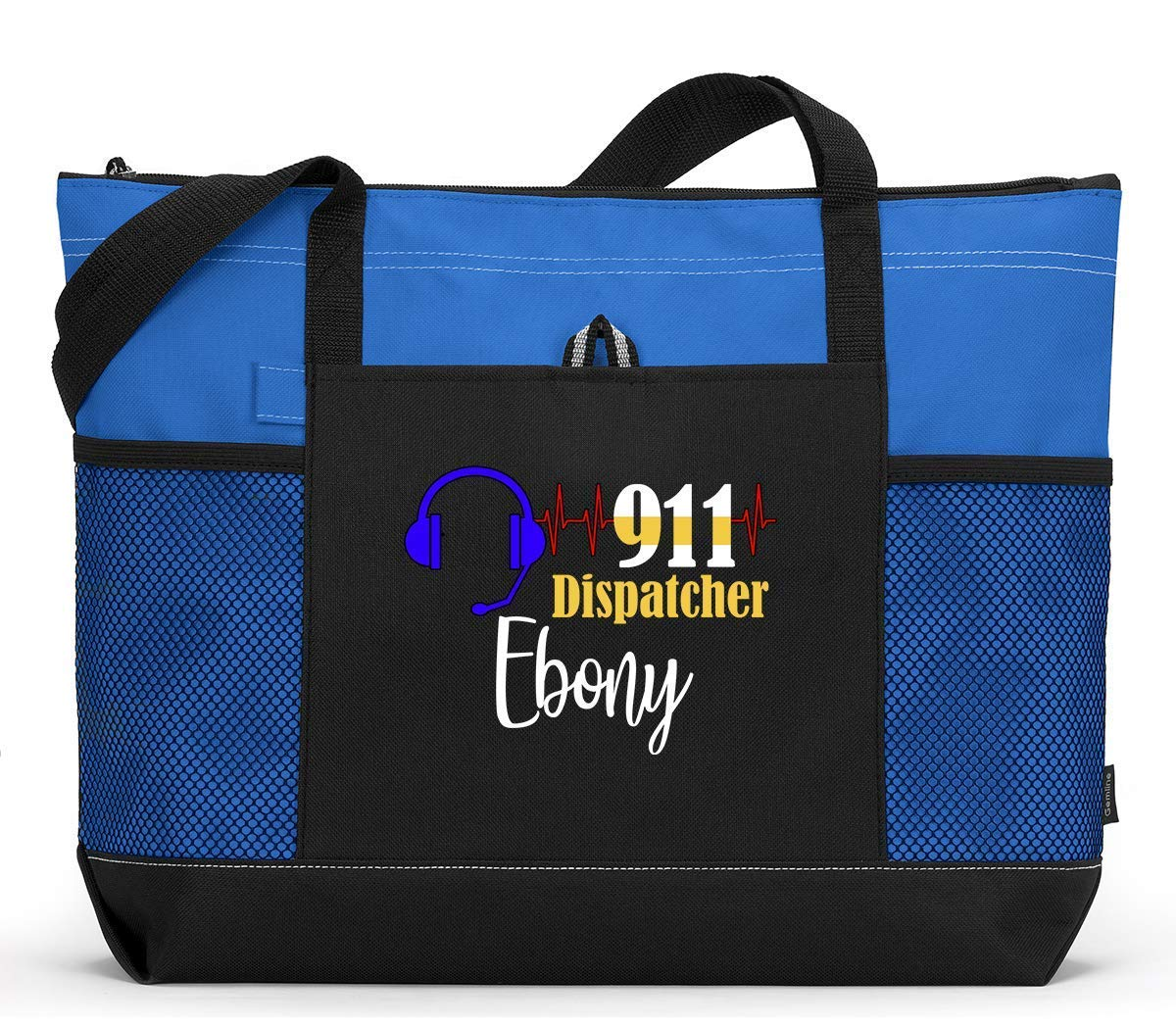 Heartbeat 911 Dispatcher Tote Personalized Bag Free Shipping New Max 66% OFF