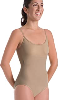 Body Wrappers Girl's MicroTECH Camisole leotard - MT110