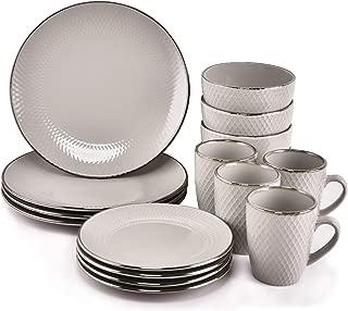 everyday porcelain dinnerware sets