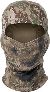Unisex Balaclava Face Mask Bandanas Seamless Uv Protection Breathable Neck Gaiter Scarf