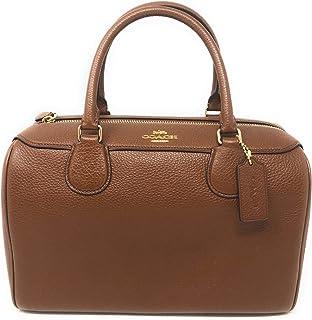 27abc9ab7f12 Coach Signature Bennett Satchel Tote Bag Handbag