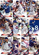 2016 Topps Series 1 & 2 & Update Chicago Cubs Baseball Card Team Set - 41 Card Set - Includes Kris Bryant, Anthony Rizzo, ...