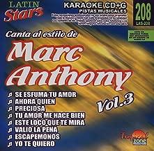 Marc Anthony 3 - Latin Stars