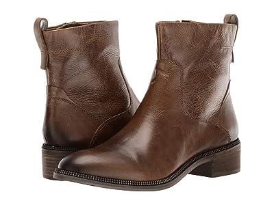 Franco Sarto Brindle (Cognac Leather) Women