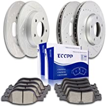 Best 2012 mazda 3 brake pads and rotors Reviews