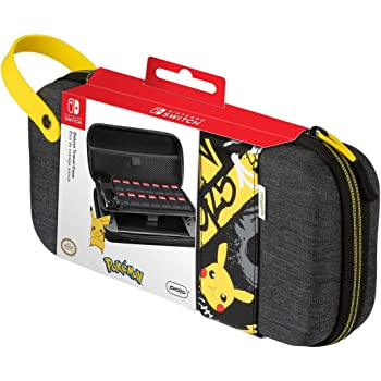 PDP 500-172 Nintendo Switch Deluxe Travel Case Pikachu Edition, 500-172 - Nintendo Switch