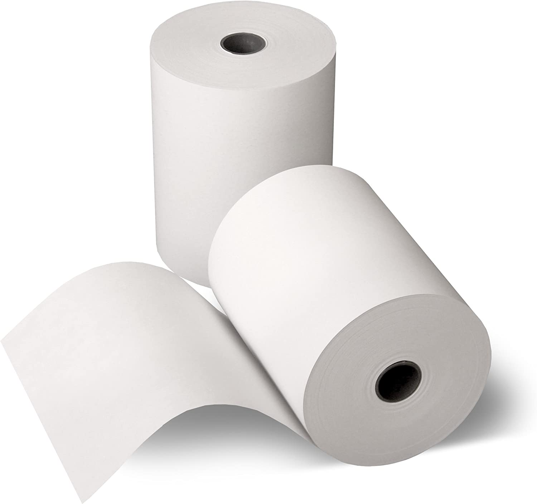 50 ThermGoldllen 80mm x 80m x 12mm [Ø 80mm] - Thermopapier Bonrolle - 80m lang - 50 Stück B01N7XR3PA  | Feine Verarbeitung