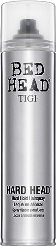 TIGI Bed Head Hard Head Hairspray, con Tenuta Extra Forte, 385 ml