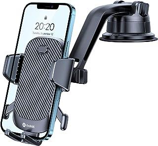 andobil Handyhalterung Auto Saugnapf Neueste Ultra Stabile Universale Handyhalter für Auto KFZ Handyhalterung für iPhone 12 Pro Max/12/11/11 Pro/Samsung S21/S21+/S20/10/A51/Huawei/OnePlus/Xiaomi usw.