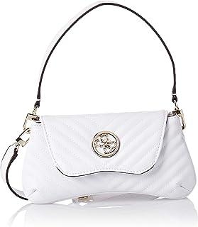 Guess Womens Handbag, White - VG766320