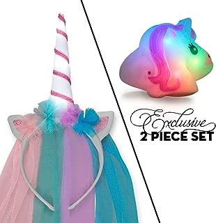 Best unicorn squishy head Reviews