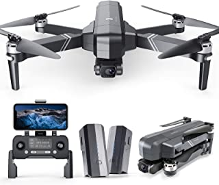 Ruko F11Gim Drones with Camera for Adults, 2-Axis Gimbal 4K EIS Camera, 2 Batteries 56Mins Flight...