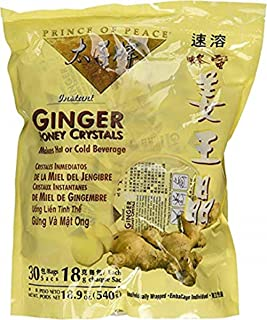 Best prince of peace ginger honey crystals instant tea Reviews
