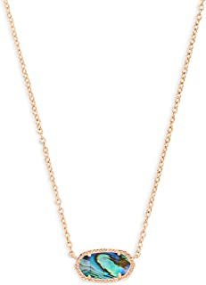 Signature Elisa Rose Gold Plated Necklace