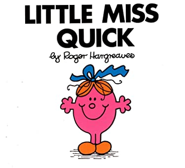 Little Miss Quick (Mr. Men and Little Miss)