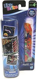 Hasbro Lite Brite Paper refill and Bonus pegs