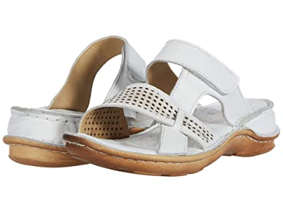 Spring Step Bellamisia (White) Women