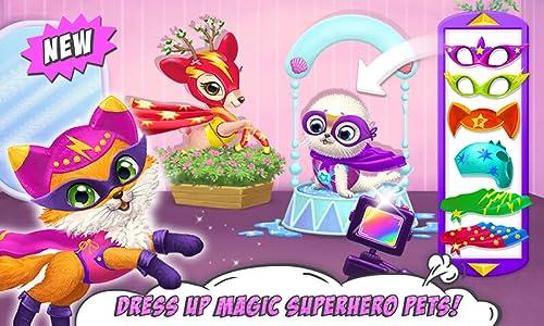 『Power Girls Super City – Superhero Salon, Miraculous Pets & Monster Rescue』の7枚目の画像