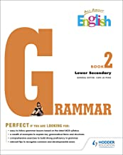 All About English Grammar Book 2 Lower Secondary