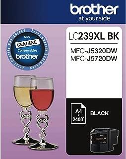 Brother LC-239XLBK Genuine Black Extra High-Capacity Ink Cartridge
