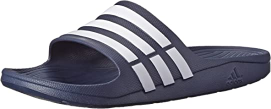 adidas flops blue