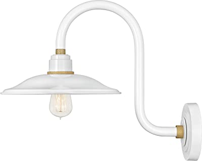 Hinkley Lighting-10231TK-Foundry 22.75 One Light Outdoor Small Wall