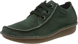 Josef Seibel CAREN 01 in Pelle Casual Basse Lace-Up Scarpe da ginnastica da donna