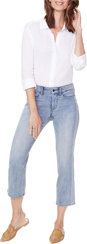 NYDJ Women's Marilyn Straight Ankle Jeans