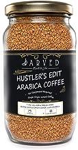Jarved Hustlers edit-100% Arabica Coffee | Instant Coffee | No equipment |100g in Glass Jar