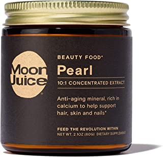 Moon Juice - Pearl Extract (For Healthy Hair, Skin, Nails - 2.1 oz/60g)