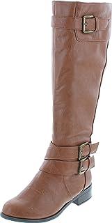 Soda Womens Doric-S Fashion Riding Boots